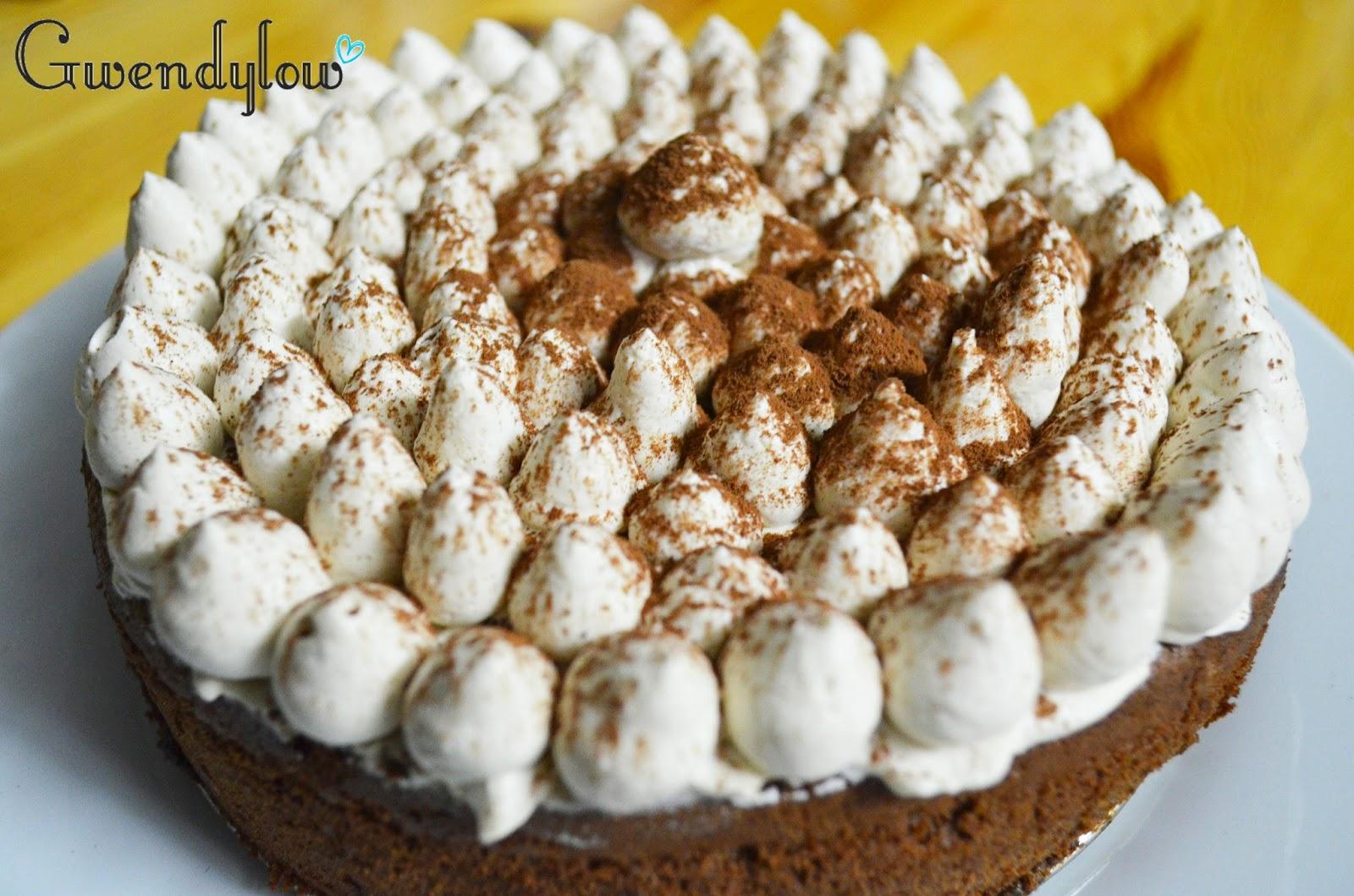Baño Blanco De Azucar Receta:Brownie con Ganache de chocolate blanco con avellanas – Ñam, Ñam!!!
