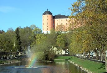 uppsala slot