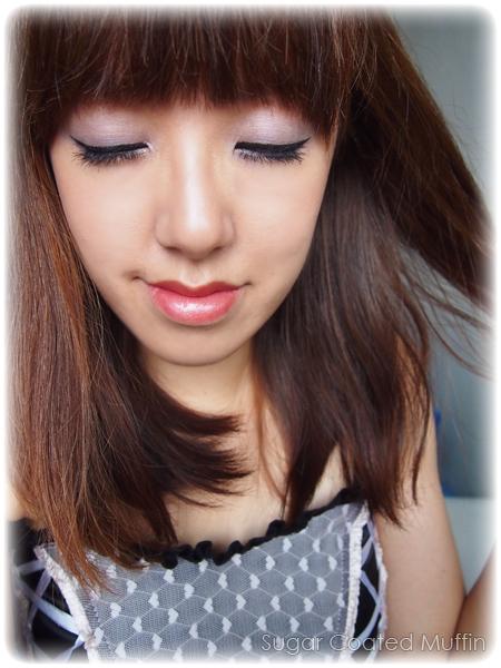 Estee Lauder Lipstick 26 Nectarine Shimmer review
