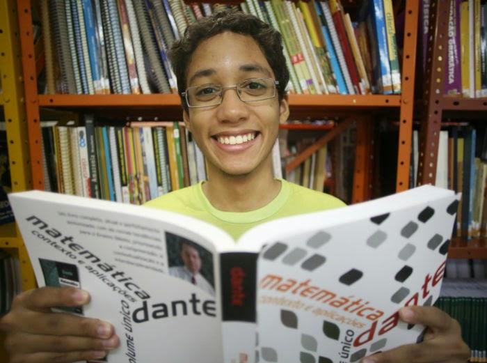 Pernambucano tira a maior nota do Brasil em matemática no Enem