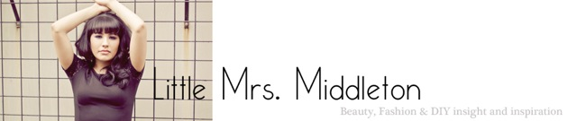 Little Mrs. Middleton