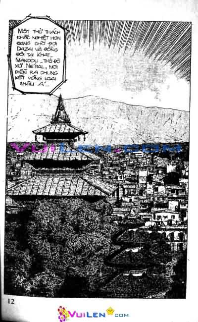 Jindodinho - Đường Dẫn Đến Khung Thành III Tập 57 page 12 Congtruyen24h