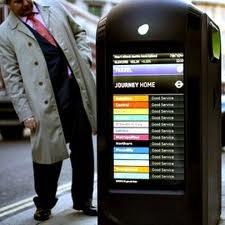 Λονδίνο καταγραφή προσωπικών δεδομένων απο σκουπιδοτενεκέδες