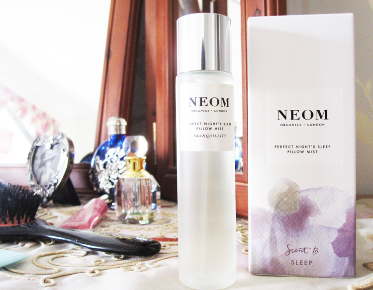 NEOM Perfect Night's Sleep Pillow Mist review