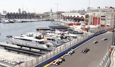 Gran Premio de Formula 1 de Valencia