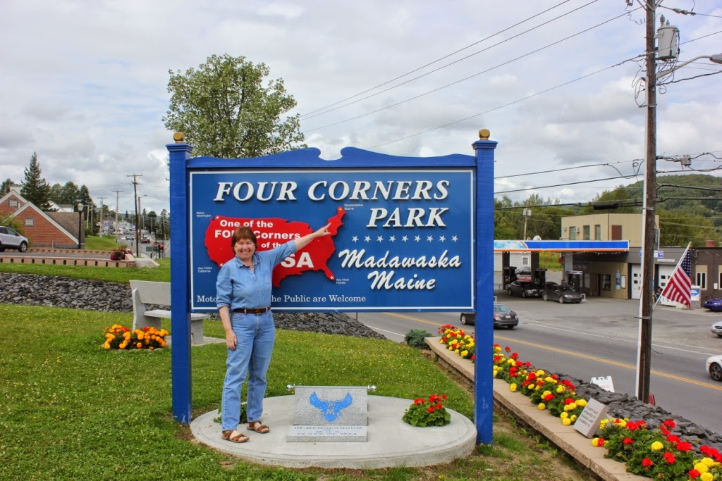 Four Corners Park Madawaska Maine