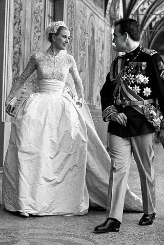 Fotos del vestido de novia de grace kelly
