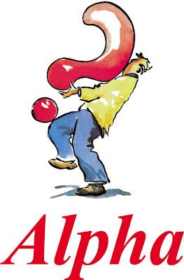 Логотип Альфа курсу