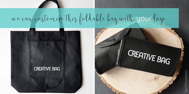customize reusable tote bags | Creative Bag