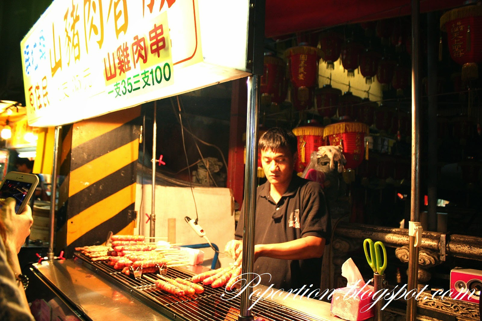 best sausage in taiwan