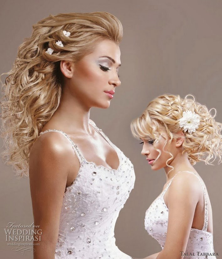 different hairstyles 2014 outdoor bride hair design