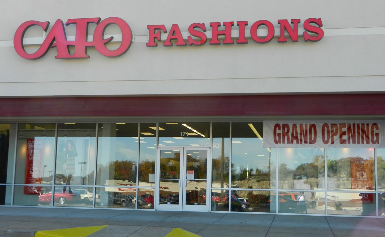Cato Fashions Store Number Cato Fashions at Gravois