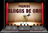 MIEMBRO DE LOS PREMIOS BLOGOS DE ORO