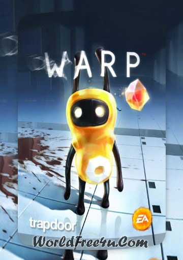 Cover Of Warp Full Latest Version PC Game Free Download Mediafire Links At Worldfree4uk.com