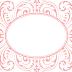 Flores Retro: Marcos o Tarjetas para Imprimir Gratis.