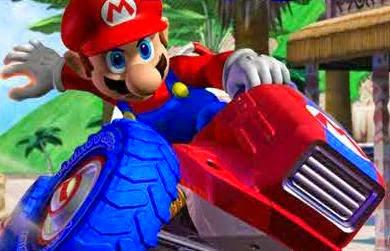 3d Mario Jip Yarışı