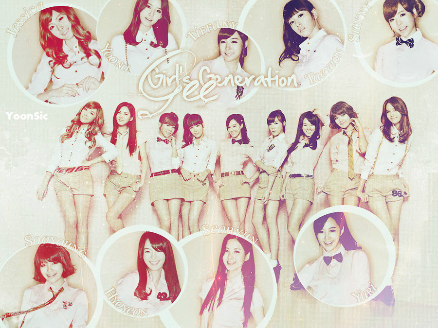 Girls Generation  and SHINee