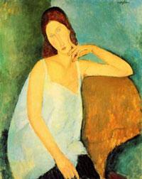 Jeanne Hebuterne: Amedeo Modigliani