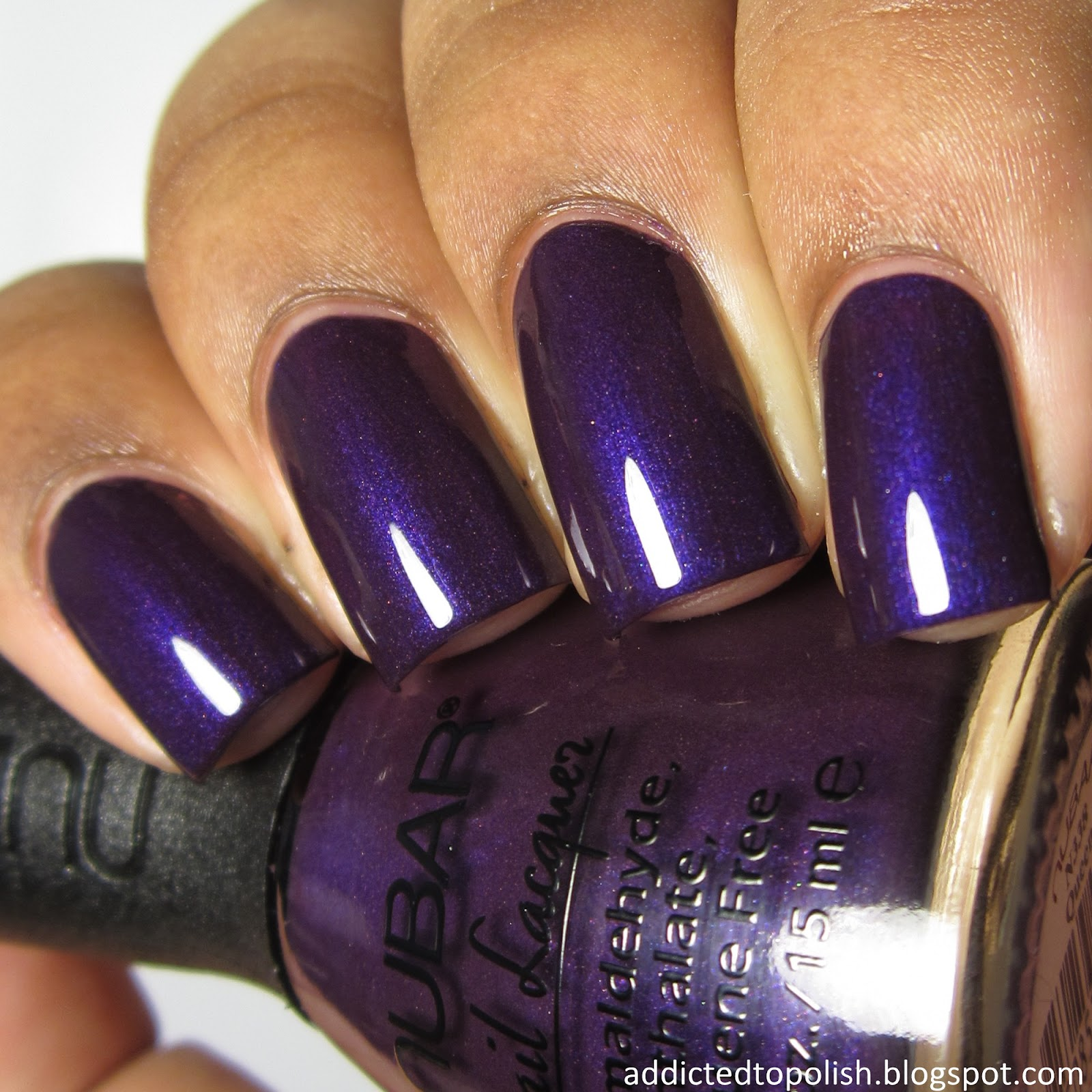 Nubar Nail Lacquer FALLing In Love Collection - Beyond Beauty ...