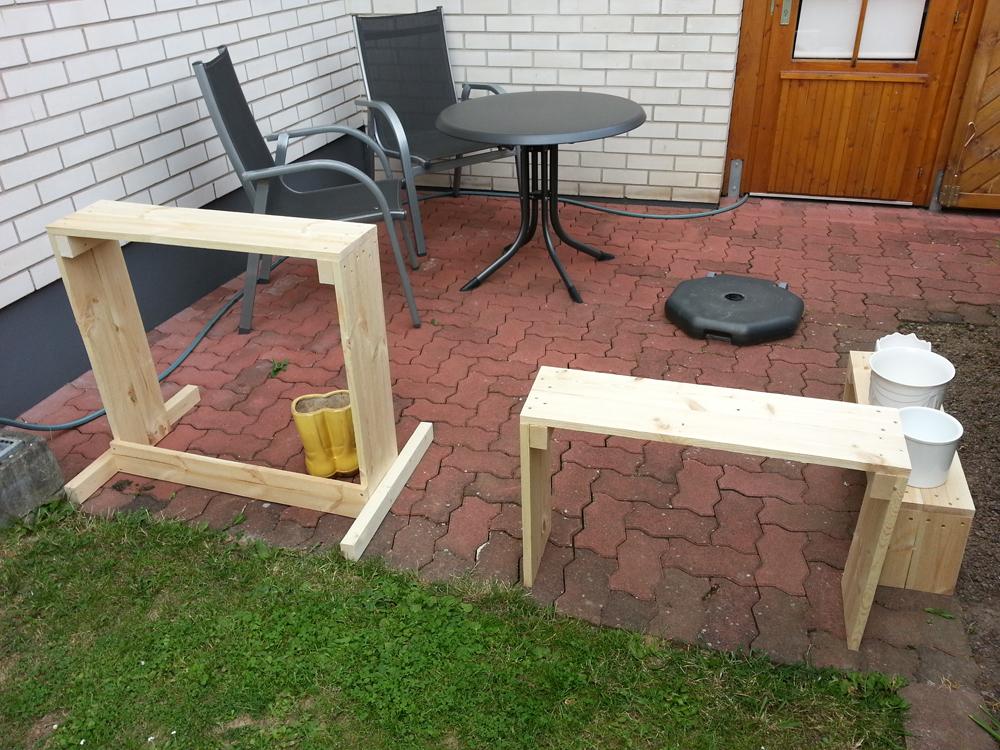 gartenspazierg nge mit ull rike der sommer naht. Black Bedroom Furniture Sets. Home Design Ideas