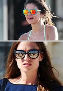 Tendência: óculos espelhado