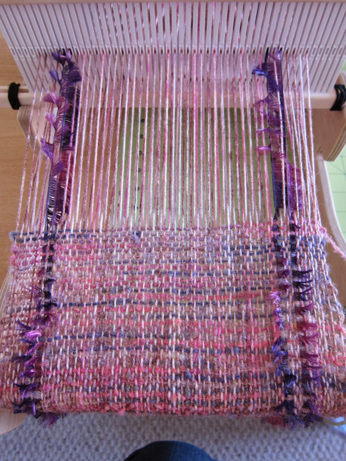 Thinking Out Loud: A Quandary and Some Weaving