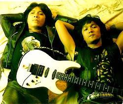 Ikang Fawzi & Ian Antono, Two Indonesian Senior Rockers