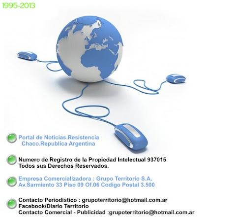 Diarioterritorio.com +Diarioterritorio +diarioterritorioinfo