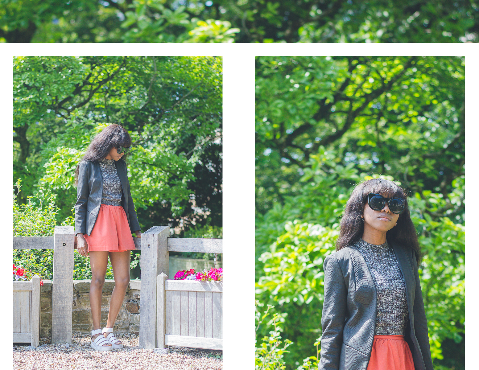 H&M Culottes