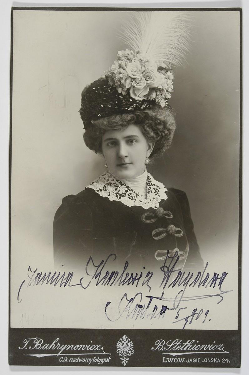 GREAT POLISH SOPRANO JANINA KOROLEWICZ-WAYDOWA (1876-1955) CD