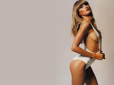 Brazilian Hollywood Actress Gisele Bundchen Wallpaper-1600x1200-06