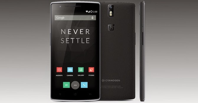 OnePlus One'a Android L Güncellemesi