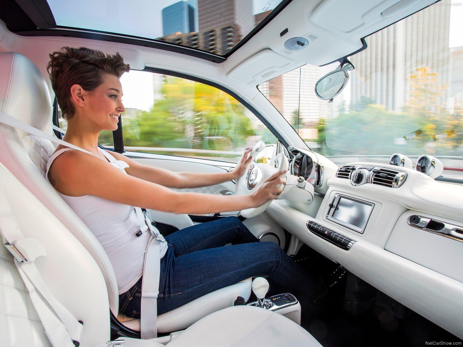 Hình ảnh xe ô tô Smart forjeremy Concept 2012 & nội ngoại thất