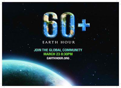 Earth Hour 2013 Philippines