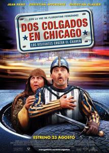Dos Colgados En Chicago – DVDRIP LATINO