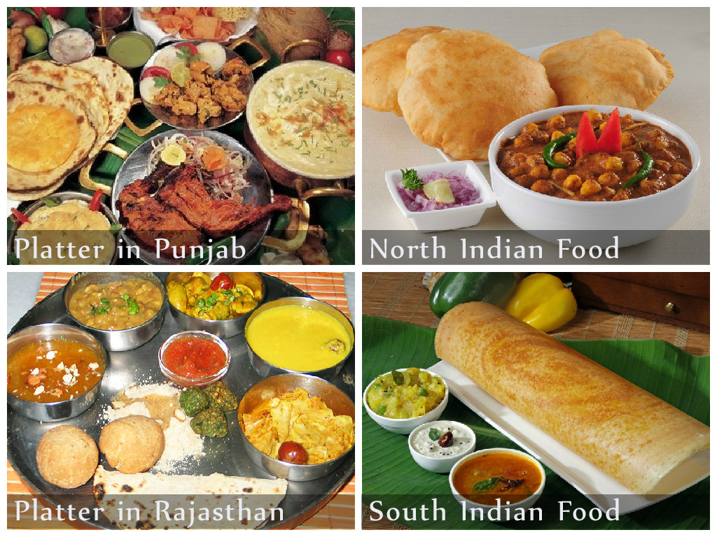 List Of Indian State Foods