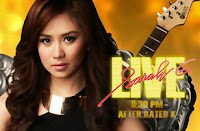 Sarah Geronimo, Sarah G Live, Pop Princess, ABS-CBN, TV show, Kapamilya, G-Force, Luis Manzano, After Rated K