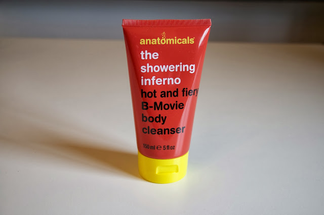 Anatomicals The Showering Inferno