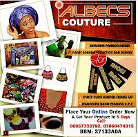 ALBEC'S COUTURE