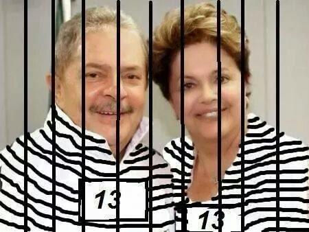 O CHEFE DO ROUBO DA PETROBRÁS