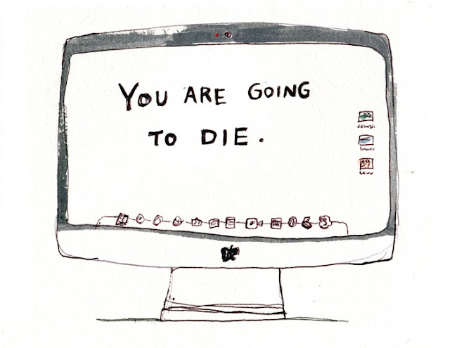 Kitty N. Wong / You Are Going to Die - Steve Jobs Apple Quote
