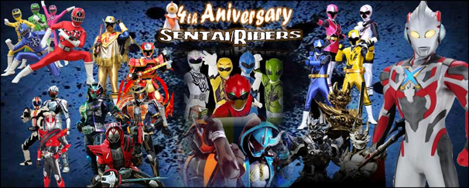 Sentai/Riders