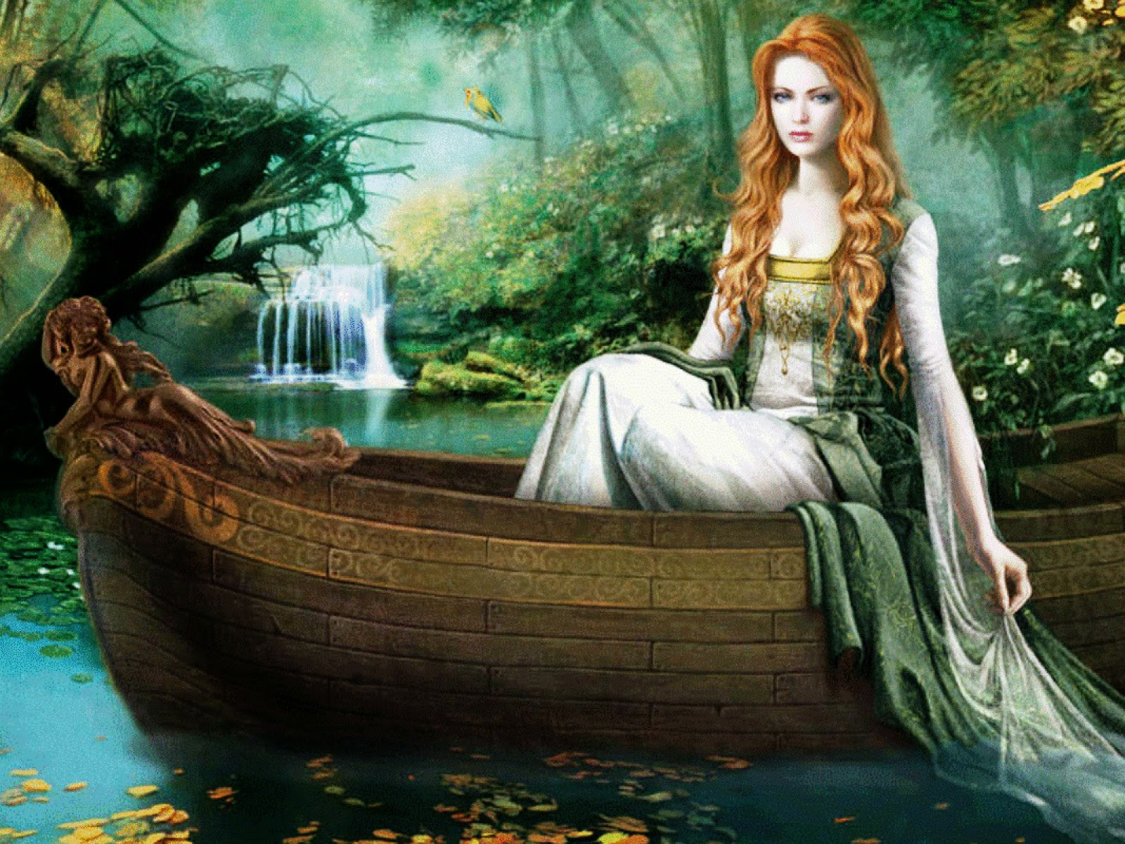 3d fantasy girls hd wallpapers awesome wallpapers fantasy girls for computer desktop voltagebd Images