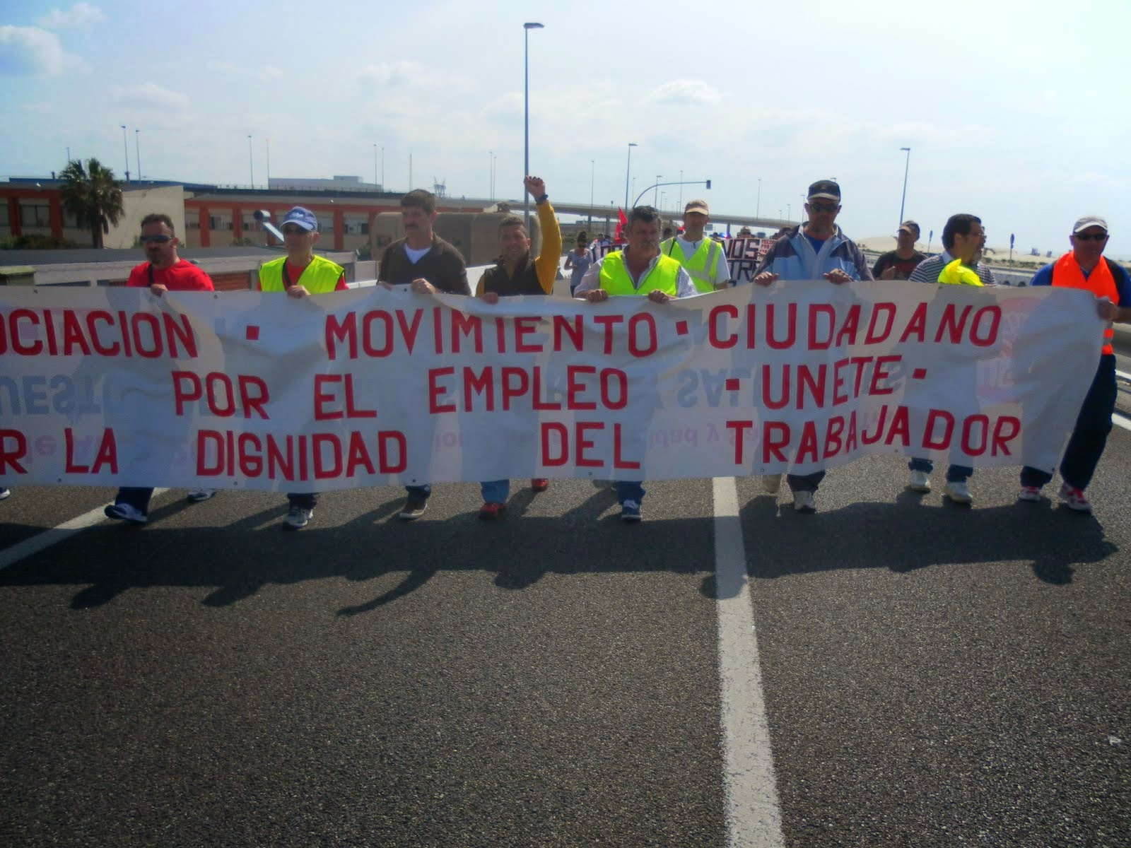 Movimiento Ciudadano Por El Empleo En San Fernando