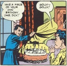 dick grayson birthday