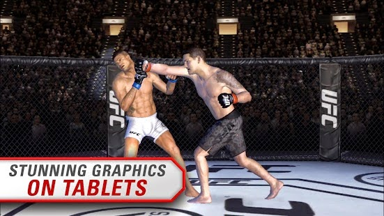 Ea Sports UFC Android APK + Data