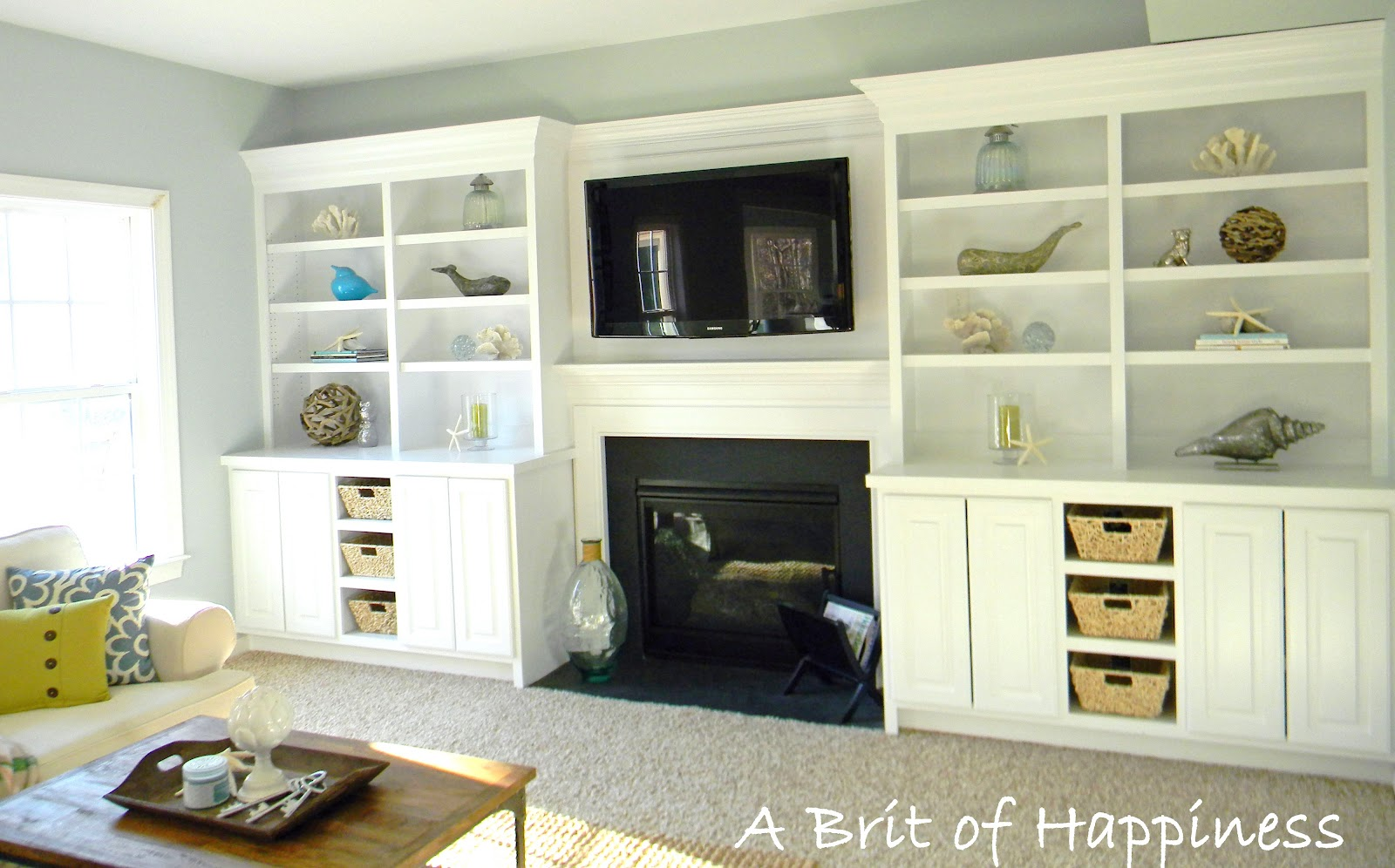 Sherwin Williams Living Room Guest Blogger Helen From A Brit Of Happiness