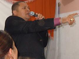 ZONA LESTE DE SÃO PAULO RECEBE COM CARINHO O CANTOR JOSE ANTONIO.