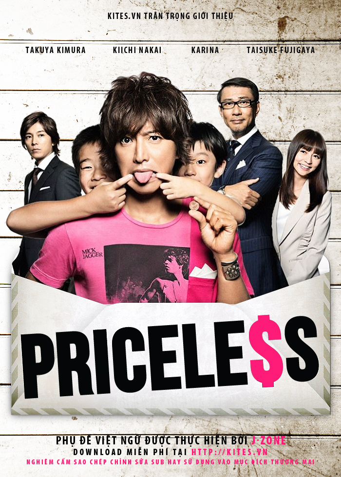 Priceless (Tập 10/10)