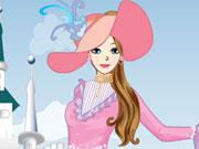 Küçük Prensesi Giydir Oyunu